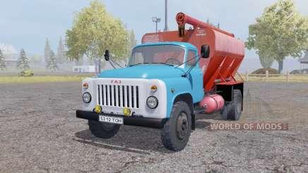 GAZ 53 ZSK pour Farming Simulator 2013
