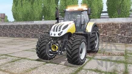 Steyr 6270 Terrus CVT revised light pour Farming Simulator 2017