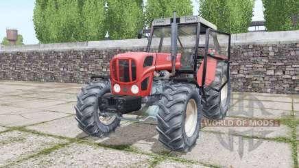 Ursus 1614 soft red pour Farming Simulator 2017