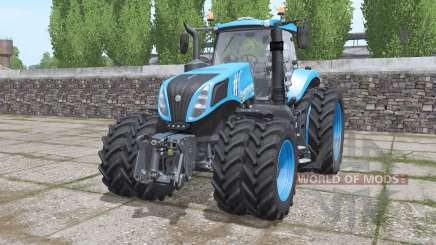New Holland T8.435 front loader pour Farming Simulator 2017