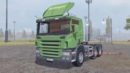 Scania P420 6x6 v2.0 pour Farming Simulator 2013