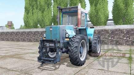 HTZ 16331 bleu doux pour Farming Simulator 2017