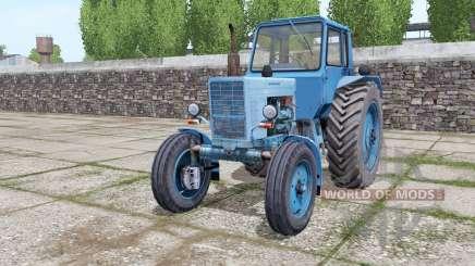 MTZ 80 Biélorussie animation pièces pour Farming Simulator 2017