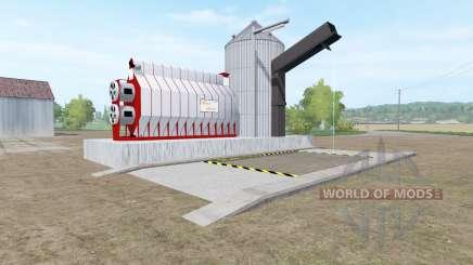 Multi Interim Storage v3.2 pour Farming Simulator 2017