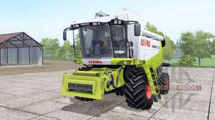 Claas Lexion 550 interaktive steuerung pour Farming Simulator 2017