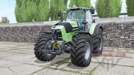 Deutz-Fahr Agrotron 7250 TTV design selection für Farming Simulator 2017
