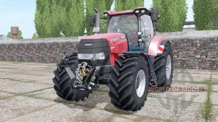 Case IH Puma 230 CVX Michelin tyres pour Farming Simulator 2017