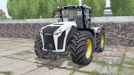 Claas Xerion 5000 Trac VC design selection pour Farming Simulator 2017