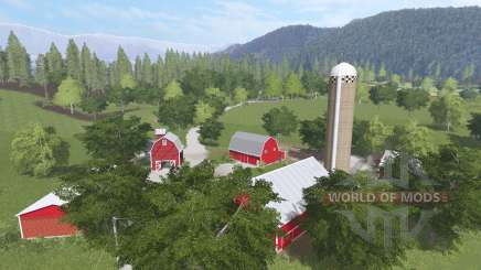 Genesee Acres v1.1 pour Farming Simulator 2017