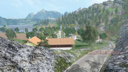 Somewhere in Bavaria v1.1.2 für Farming Simulator 2015