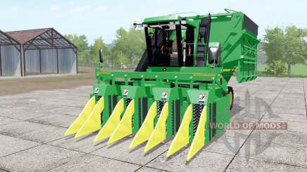 John Deere 9965 lime green pour Farming Simulator 2017