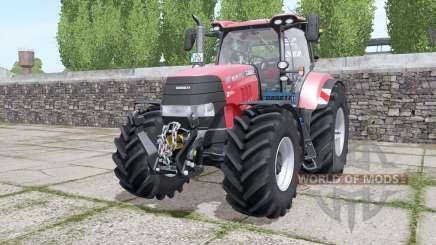 Case IH Puma 230 CVX Michelin tires pour Farming Simulator 2017