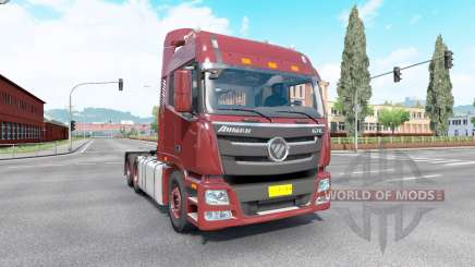 Foton Auman GTL 2012 pour Euro Truck Simulator 2