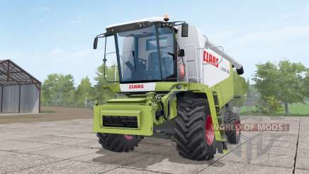 Claas Lexion 580 new real textures pour Farming Simulator 2017