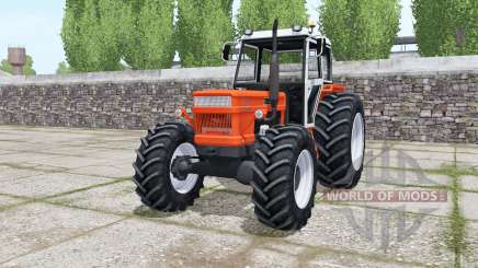 Fiat 1300 DT animation parts pour Farming Simulator 2017