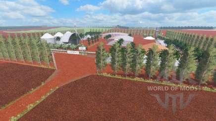 Fazenda Bahia Potrich pour Farming Simulator 2017