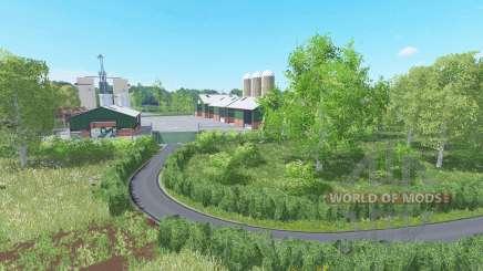 Smokedown Farm v4.0 für Farming Simulator 2015