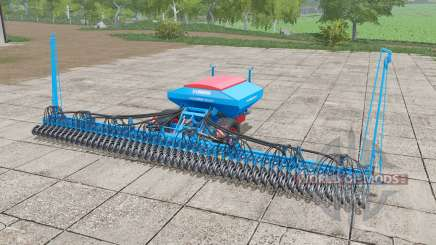 Lemken Solitair 12 multifruit pour Farming Simulator 2017
