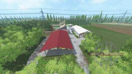 Moorriem für Farming Simulator 2015
