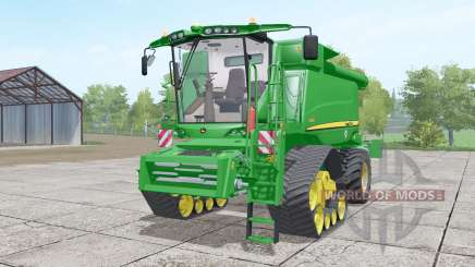 John Deere T660i crawler modules pour Farming Simulator 2017