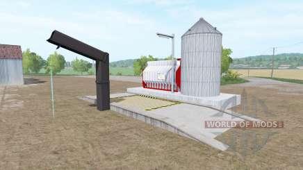 Multi Interim Storage v3.0 pour Farming Simulator 2017