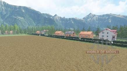 Fichtelberg für Farming Simulator 2015