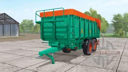 Aguas-Tenias TAT22 lime green pour Farming Simulator 2017