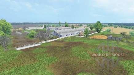 Cherkasy region v2.1 für Farming Simulator 2015