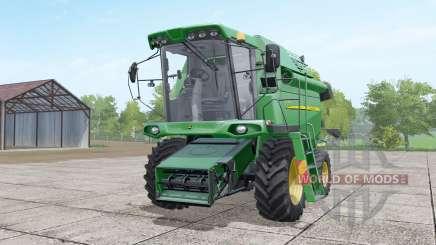 John Deere W330 retexture pour Farming Simulator 2017
