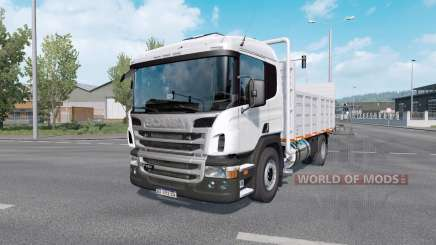 Scania P310 with trailer pour Euro Truck Simulator 2