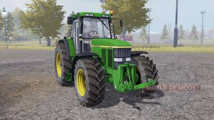 John Deere 7810 animation parts pour Farming Simulator 2013