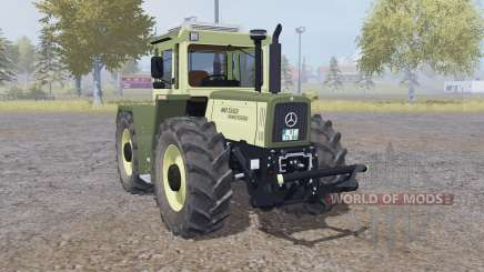 Mercedes-Benz Trac 1600 Turbo change wheels für Farming Simulator 2013