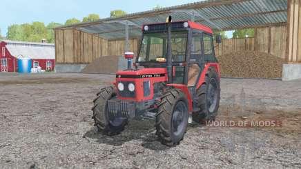 Zetor 7745 animation parts für Farming Simulator 2015