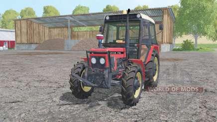 Zetor 7745 4x4 animation parts für Farming Simulator 2015