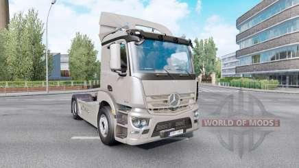 Mercedes-Benz Antos 1840 2012 pour Euro Truck Simulator 2