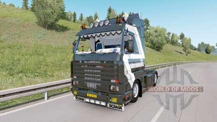 Scania 143M V8 420 custom pour Euro Truck Simulator 2