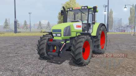 Claas Ares 826 double wheels pour Farming Simulator 2013