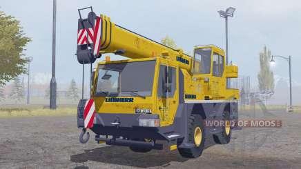 Liebherr LTM 1030 4x4 pour Farming Simulator 2013