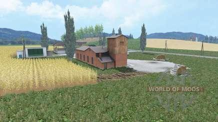 Forest Village für Farming Simulator 2015