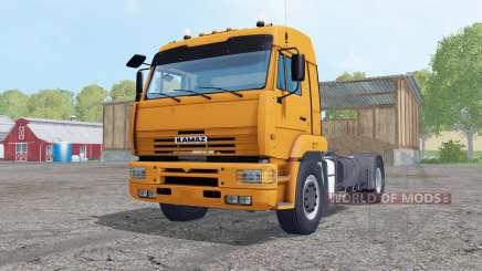 KamAZ 5460 2003 pour Farming Simulator 2015