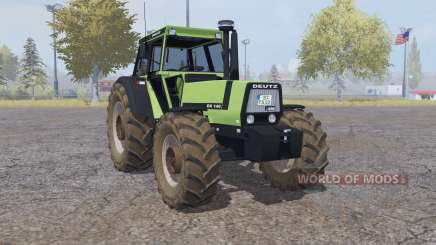 Deutz-Fahr DX 140 double wheels pour Farming Simulator 2013