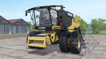 Claas Lexion 760 North America pour Farming Simulator 2017