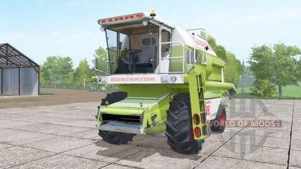 Claas Dominatør 88s pour Farming Simulator 2017
