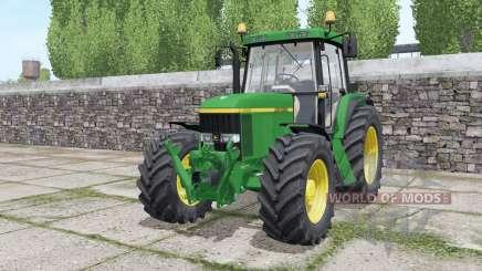 John Deere 6610 Standard Pipe design pour Farming Simulator 2017