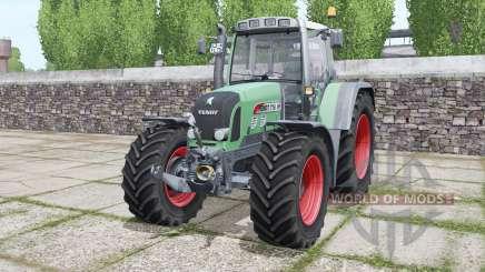 Fendt 716 Vario TMS wheels selection pour Farming Simulator 2017