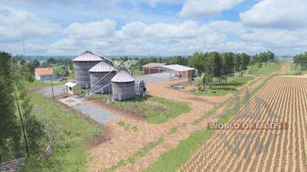 AgroWest v1.1 pour Farming Simulator 2017