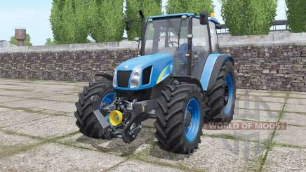 New Holland T5060 configure für Farming Simulator 2017
