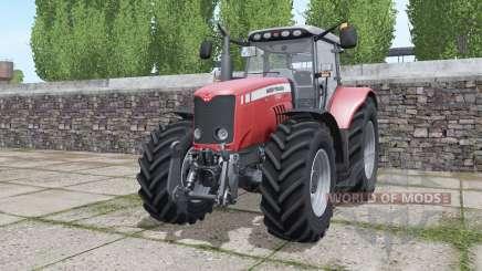 Massey Ferguson 7499 pour Farming Simulator 2017