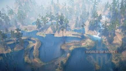 Badlands Revisited pour MudRunner