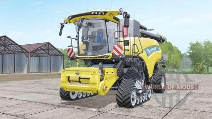 New Holland CR10.90 storage hopper increased pour Farming Simulator 2017